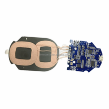 2 Coils Fast Wireless Charger PCB Board