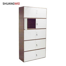 Big Office Storage Mobile Cabinet Steel 5 Drawers Mobile Filing Cabinet