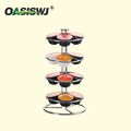 16 Dolce Gusto Coffee Cups Storage Rack,Coffee Capsule Holder-----Dia6'x11'(H)