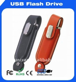 factory high quality leather novelty top design usb flash drive/stick/pendrive/memory/gifts