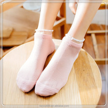 c24b Custom adults cotton women sports blank ankle socks