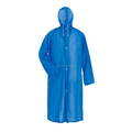 standard waterproof PVC woodland raincoat
