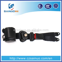 Wholesale pre-tensioner SNJSA10 polyester universal 3 points seat safety belt