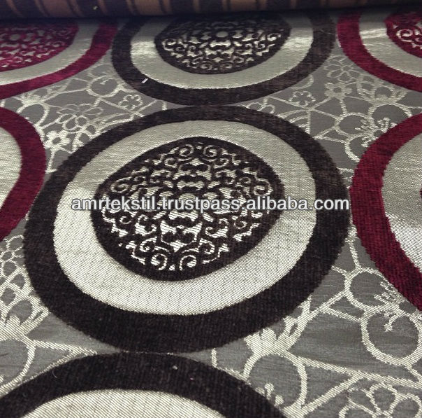 High Quality Good Price Chenille Fabrics