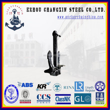 sailboat sale marine anchor Japan Stockless Anchor china passenger boat