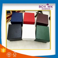 Luxury Manufacturer Fashion Design Top Sale Customize Colorful Square Cheap Watch Gift Box
