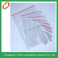 minigrip LDPE sandwich packaging poly bag