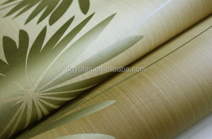 Foglie d oro disegno speciale laminato metallico