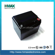 deep cycle battery lifepo4 12V 60ah rechargeable battery for Solar battery