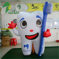 Custom Inflatable Tooth Replica Model, Inflatable Giant Tooth Inflatable Tooth inflatable Advertising Tooth