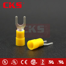 SNY insulated u type cable lug