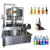 Bottled Alcoholic Beverages Automatic Filling Machine