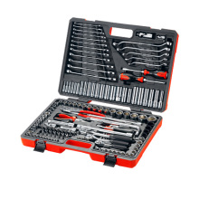 master hand tool Made in taiwan products 150PCS Metric Tool Set machine tool