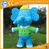 Human size inflatable cartoon characters, elephant inflatable costume