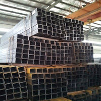 Pre-Galvanized Rectangular Steel Hollow Section Pipes different sizes