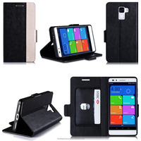 Hot-sale Assorted Color PU Leather Mobile Phone Case For HUAWEI PLK-TL01H