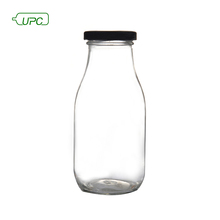 Food grade drinking swing top soft drink glass bottle with stoppers
