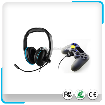 OEM Wired Gaming Headset With Boom Microphone For PS4