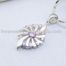 fashion 925 silver pendant