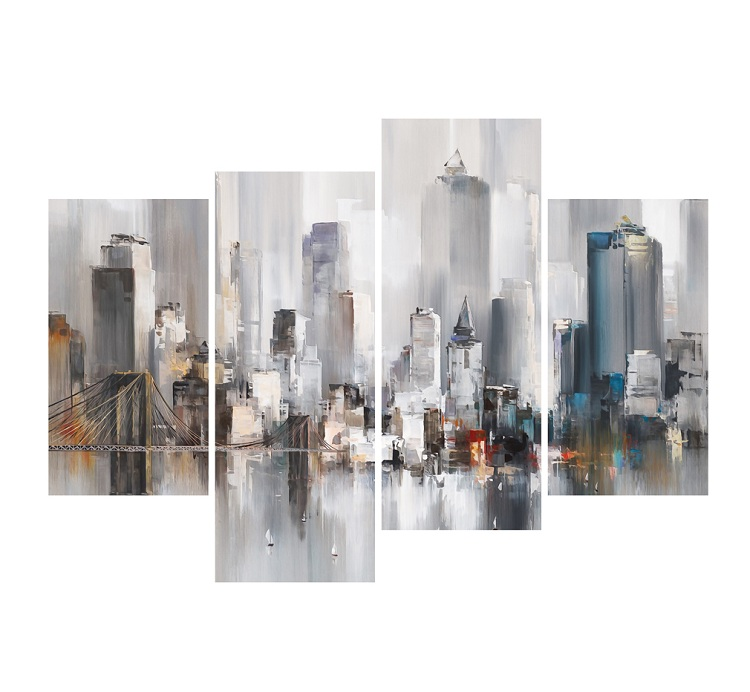 Modern Abstract Burning Beauty Print paintings Canvas Wall <strong>Art</strong>
