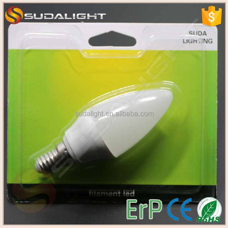 North America Clear Cover c9 led bulb