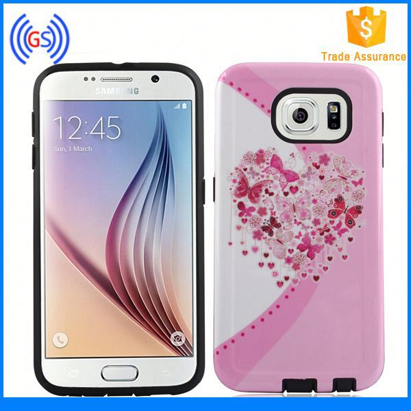 Pc Tpu Mobile Phone Case For Galaxy Beam I8530 Accessory