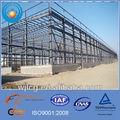High quality and high strength light steel structure prefabricated warehouse from Beijing