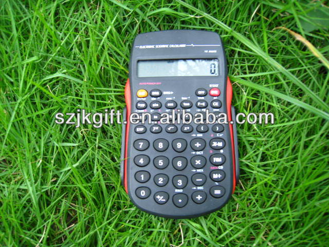 new design mini pocket colorful scientific calculator student calculator