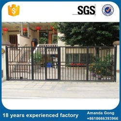 Skillful Manufacture Wrought Iron Fence And Gate Spearpoint