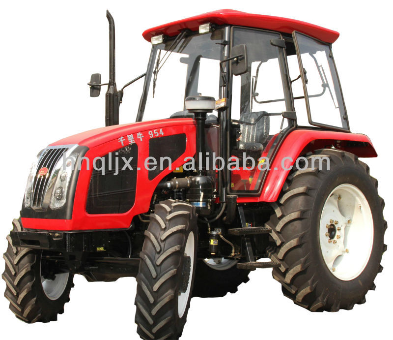 the Hot Sales Tractor QLN954 Farm Tractor