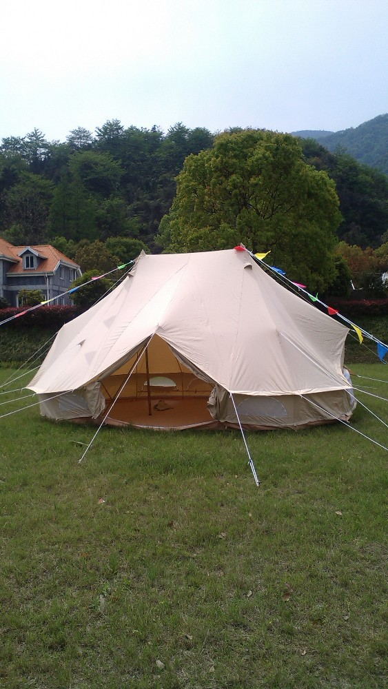 luxury bell tent 2015 new style