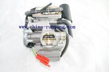 Carburetor for 24mm GY6 125CC 150CC With Electric Choke Carb Dirt Bike Scooter 4 Stroke Carburetor