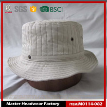 polo cotton beer bucket hat
