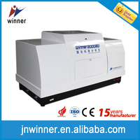 China supplier Winner 2000ZDE laser scattering measuring 0.1-300 micron Silica particle size analyzer