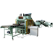 eco maquinas HBY4-10 industrial use builiding material machine in malaysia