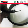 T type rubber seal EPDM/silicone rubber extrusion extruded rubber seals
