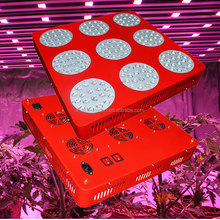 factory supply greenhouse full spectrum 162 leds replace apollo 9 led grow light