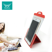 Waterproof Phone Bag for iPhone 6 Plus for Kitchen, Dustproof Phone Bag with Stand