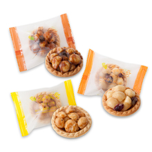 Delicious Taiwan style assorted healthy snack mixed macadamia pastry