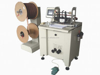 Semi Automatic Wire-combs binding machine for book calendar binding