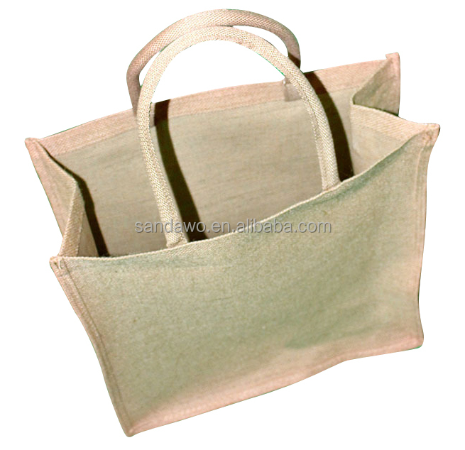 Beautifully printed hemp shopping bags wholesale