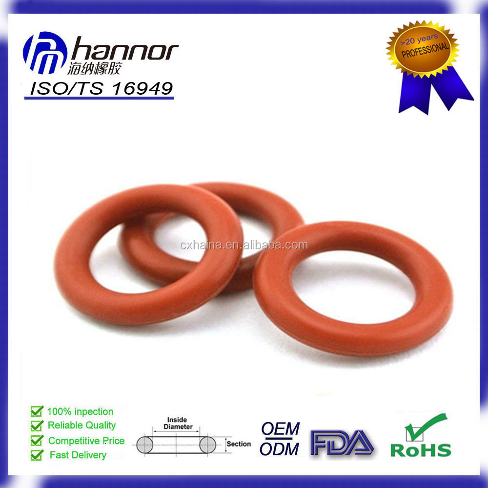 NITRILE RUBBER O-RINGS FOR SLURRY TANKER