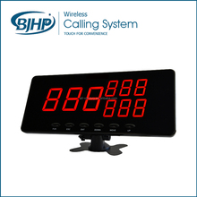 Customer Service Calling System LED Call Number Display