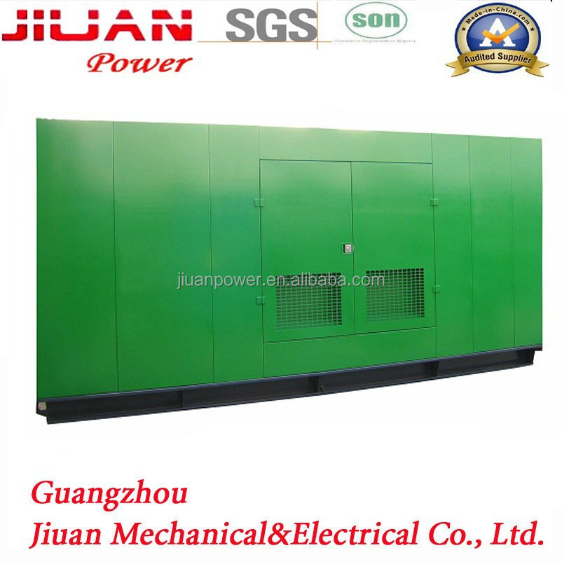 high quality big generator low fuel consumption/generator auto start/diesel generator guangzhou