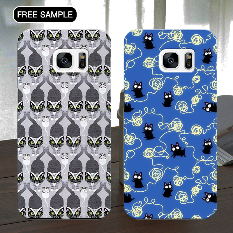 free sample phone case for Samsung E7 china wholesale phone case wholesale custom 3d cell phone case L/C in USA