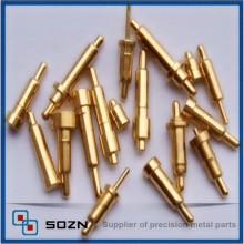 Electric Brass 2 Pin Connector For Pcb Board