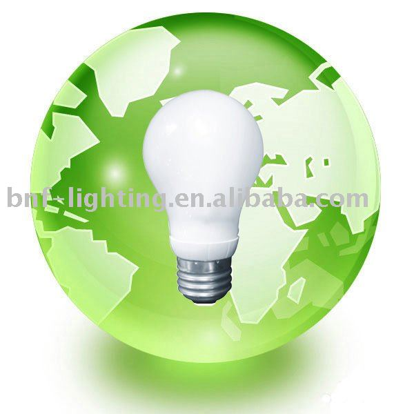 G60 Global energy savers lamp with SASO CFL lighting bulb