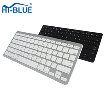 BKB-018 for iPhone iPad ce rohs fcc ultra slim bluetooth mini keyboard