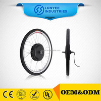 48v 1000w 24inch Electric Bike Conversion Kit With High Quality Motor