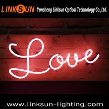 popular love neon signs for home decoration